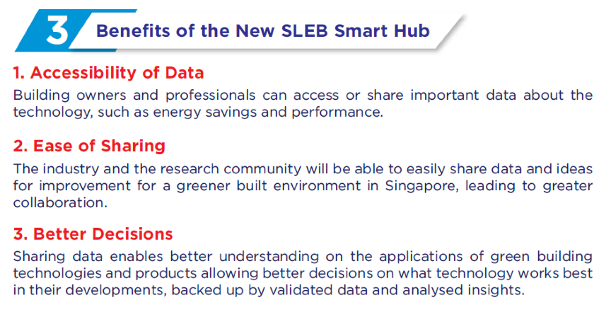 3 benefits of the new sleb smart hub