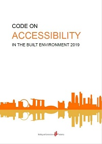 Code on Accessibility in the Built Environment 2019
