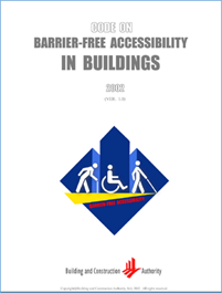 Code on Barrier-Free Accessibility in Buildings 2002